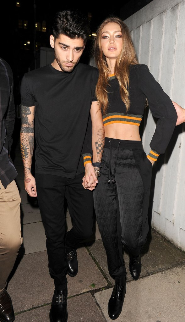 Zayn Malik Thrilled About Expecting His First Child With Girlfriend Gigi Hadid