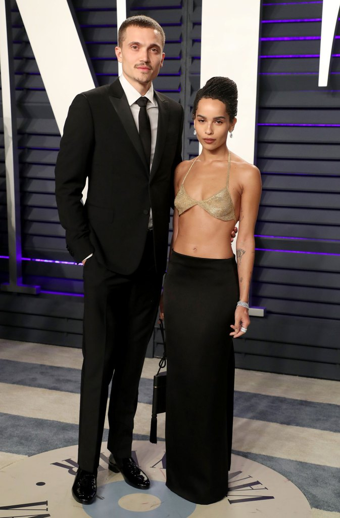 Zoe Kravitz Offended By Questions About When She and Husband Karl Glusman Will Have Kids