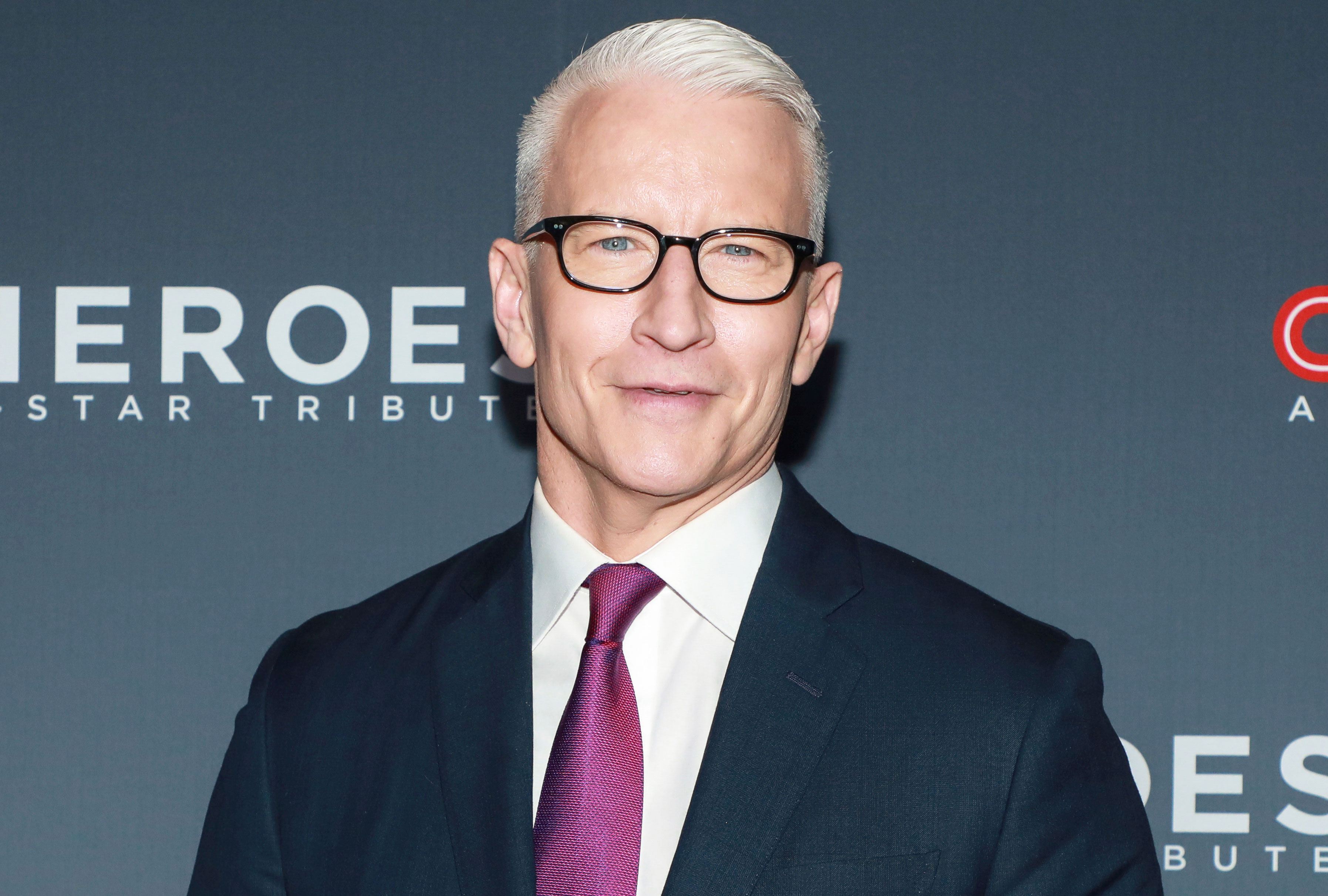Anderson Cooper New Father