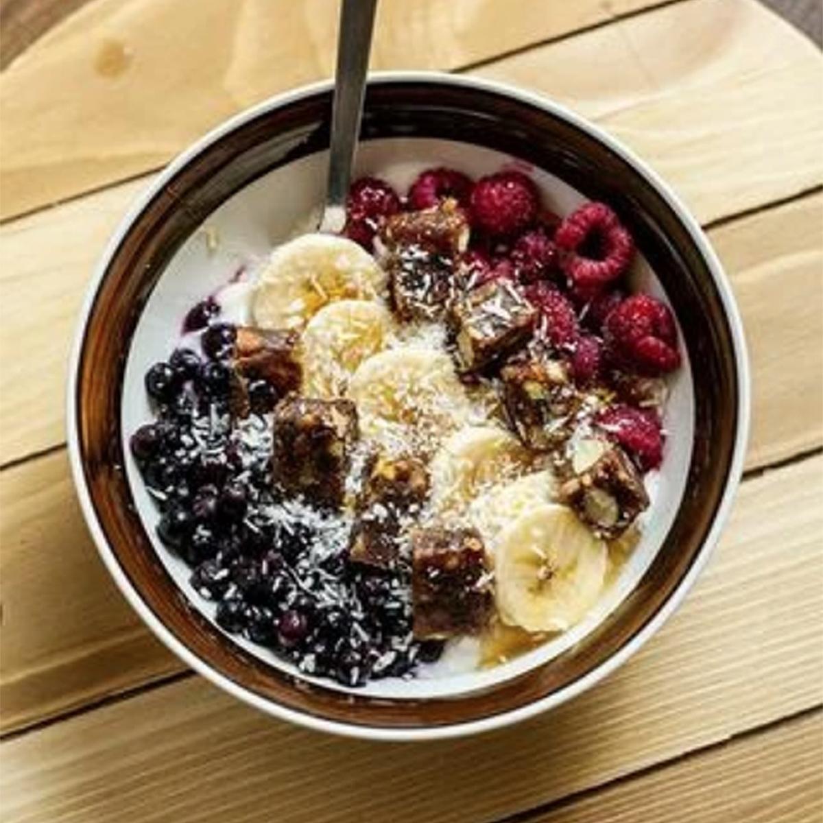 Thunderbird breakfast bowl