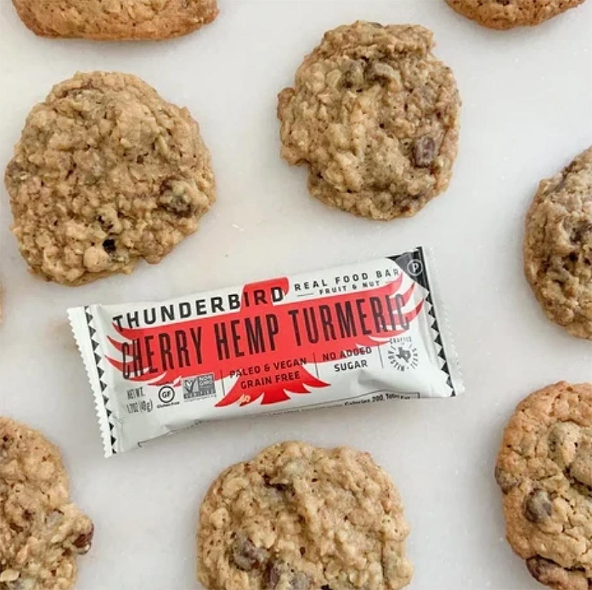 Thunderbird Cookies