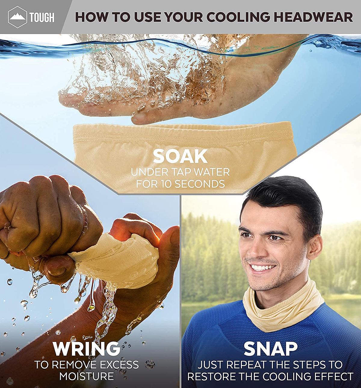 cooling-headwear