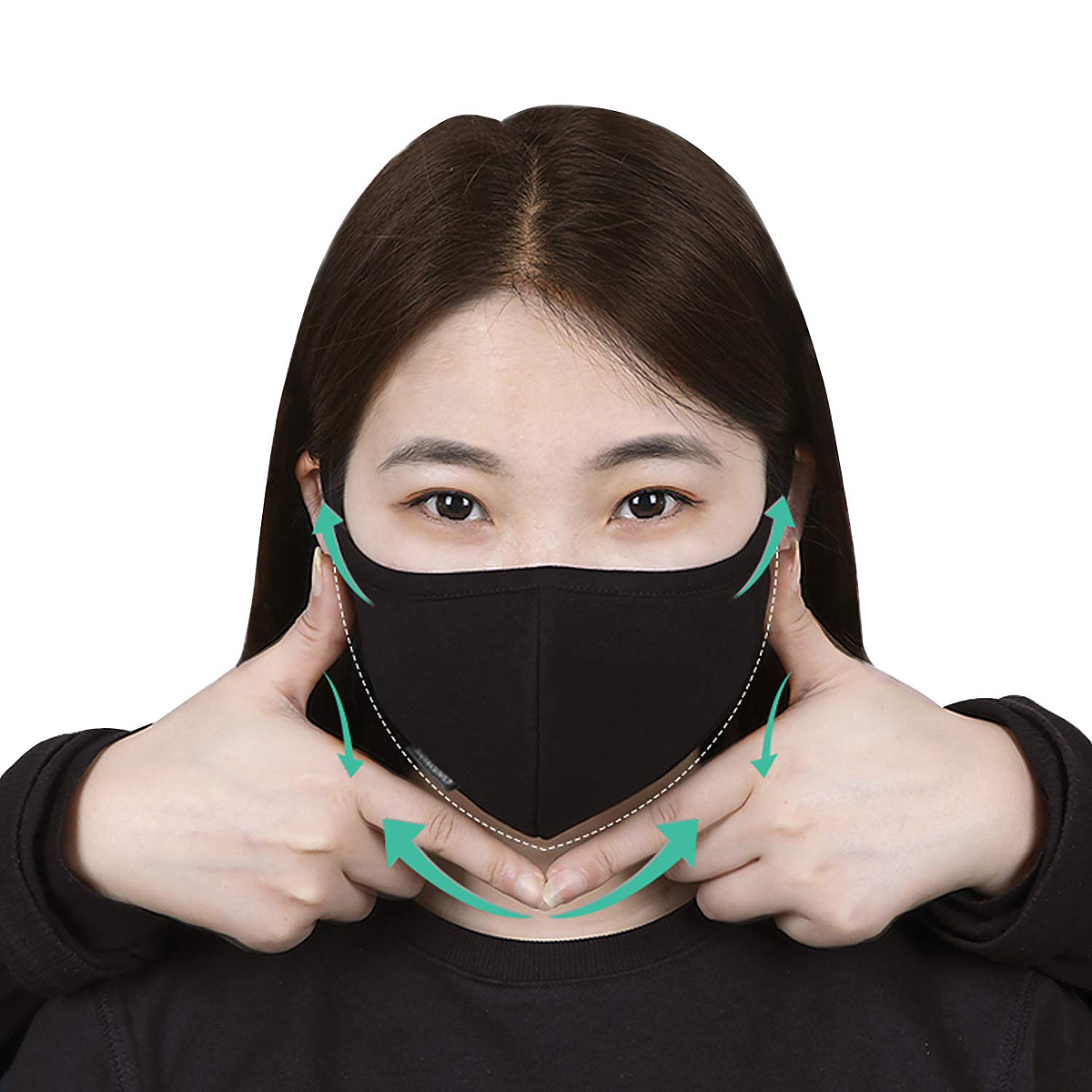 ZITOOP Fashion Protective Face Mask