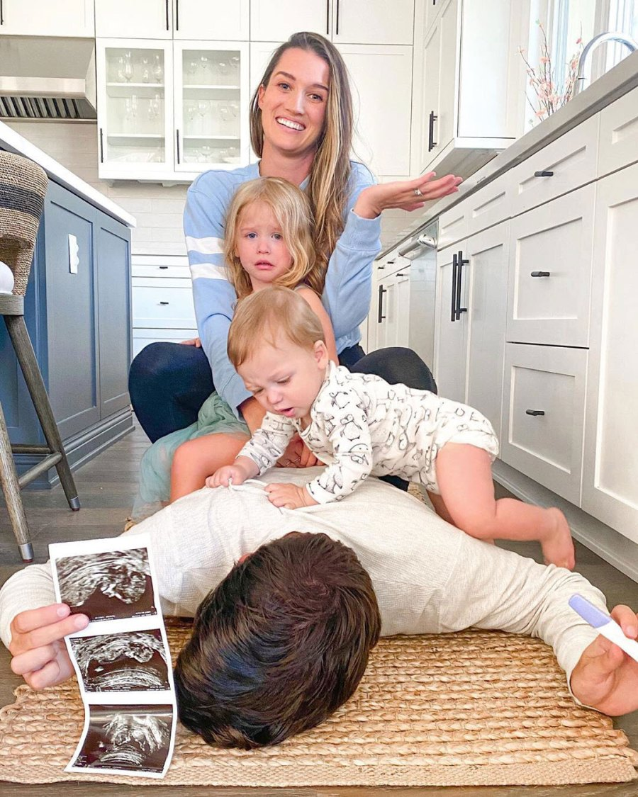 May 2020 Everything Jade Roper and Tanner Tolbert Said About Expanding Their Family Ahead of Baby 3