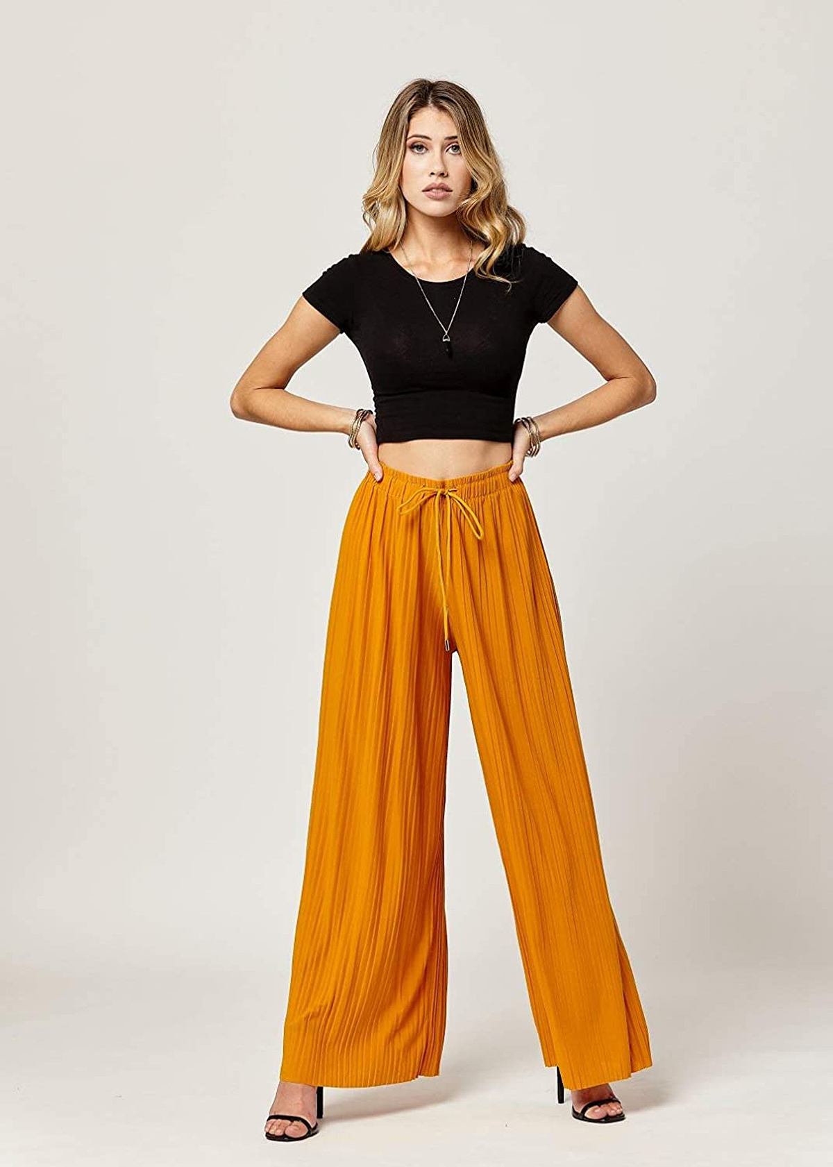 Conceited Premium Stretch Palazzo Pants