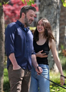 Ben Affleck Steps Out With His Three Kids and Girlfriend Ana de Armas