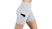 ODODOS High Waist Yoga Shorts