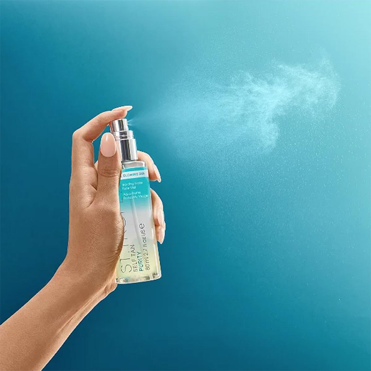 St. Tropez Self Tan Purity Bronzing Water Face Mist
