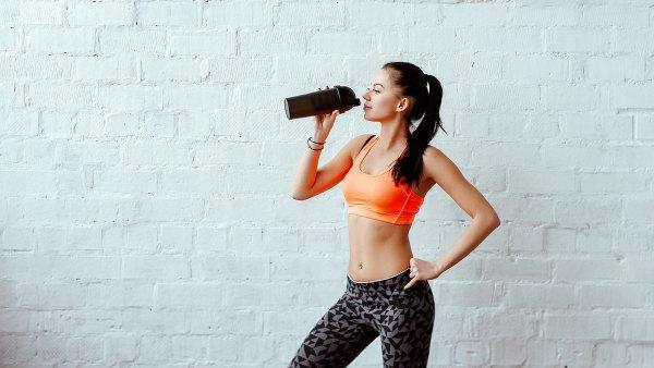 woman-drinking-healthy-shake-water