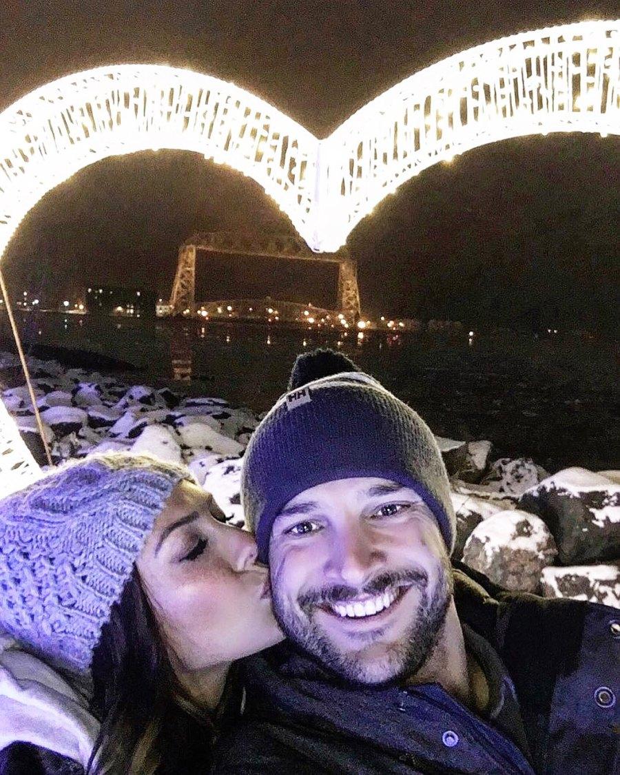 Becca Kufrin and Garrett Yrigoyen Relationship Timeline