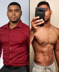 90 Day Fiance Pedro Jimeno 45-Lb Weight Loss