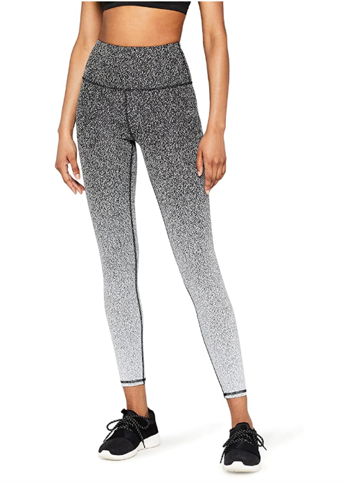 AURIQUE Women's Ombre Yoga Leggings