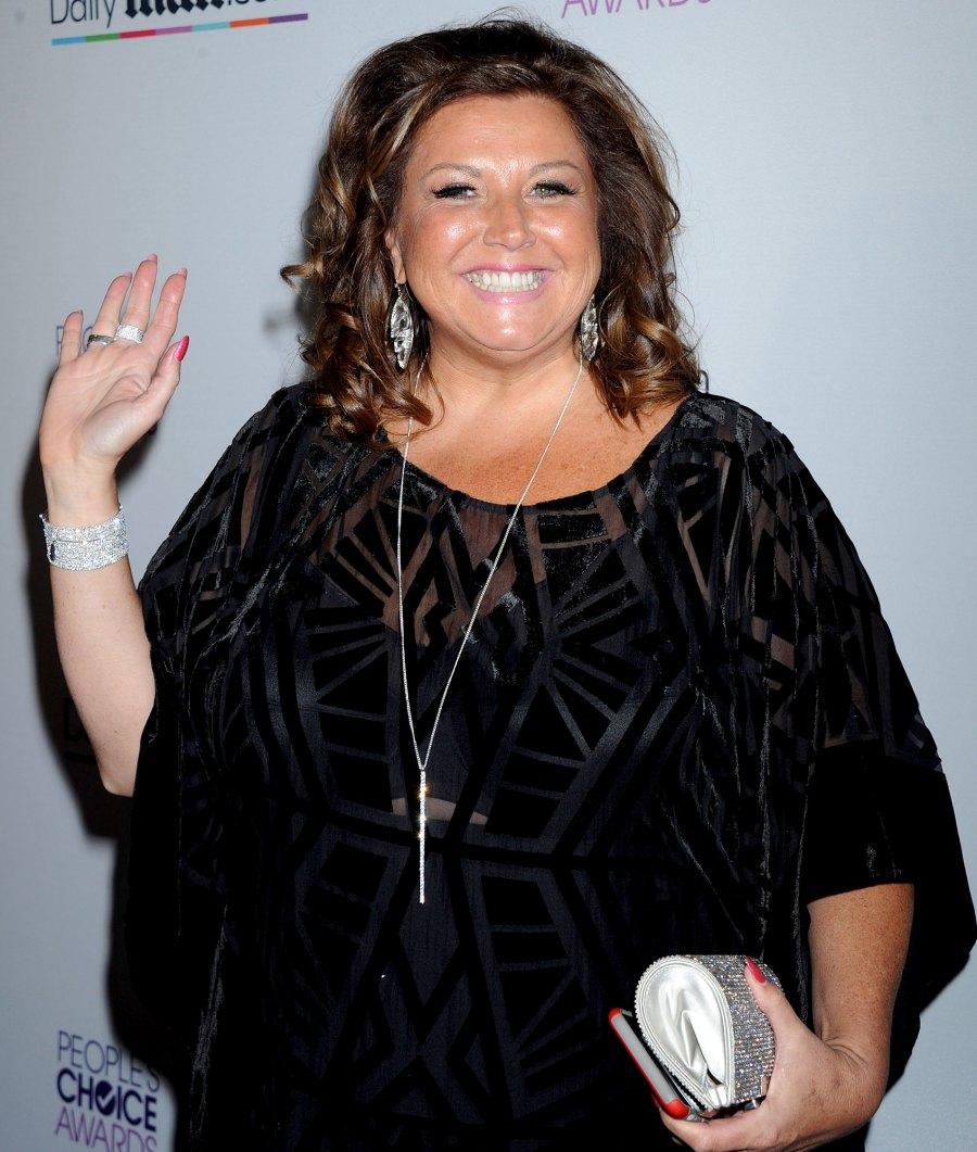 Abby Lee Miller Fired Lifetime