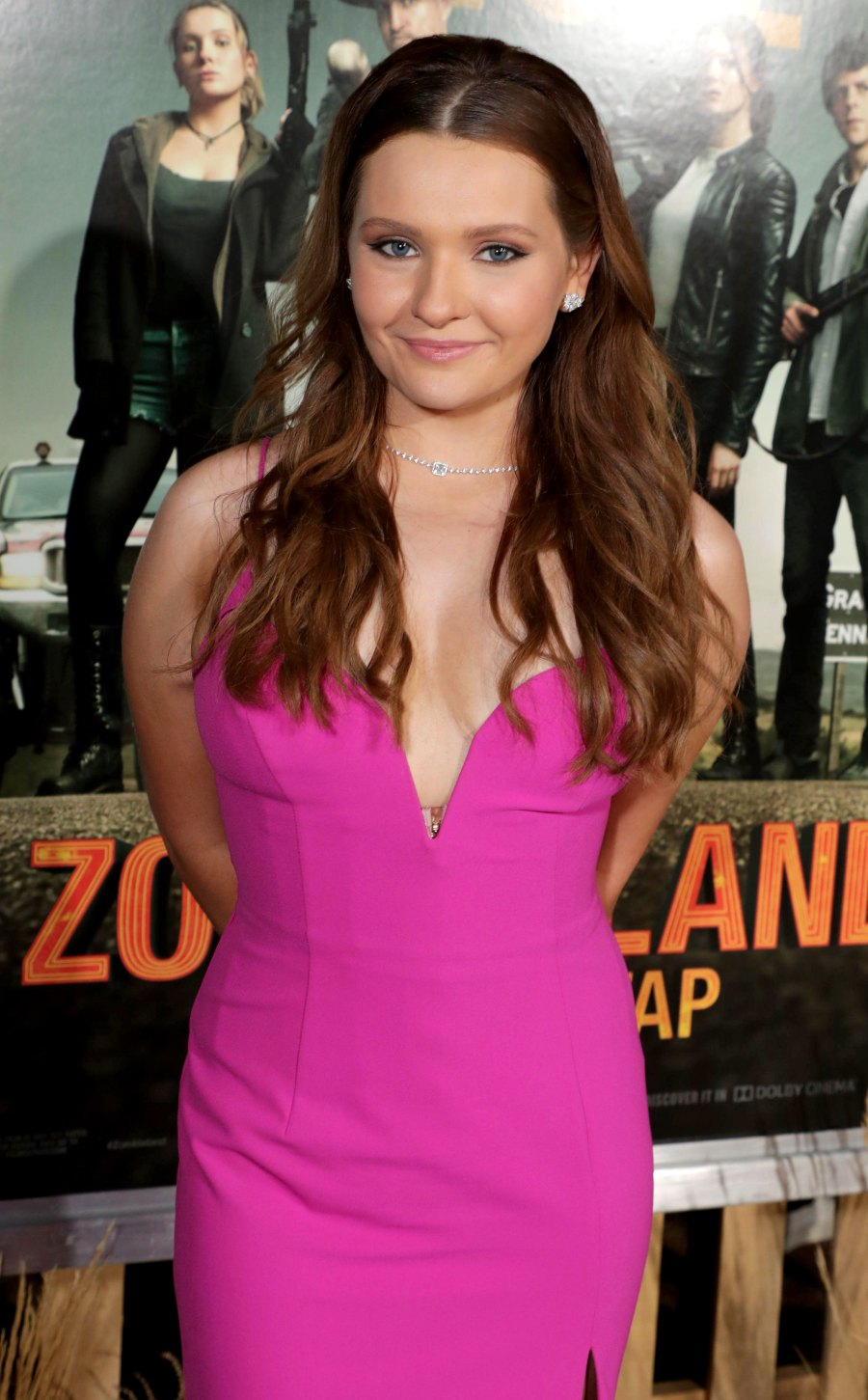 Abigail Breslin Abigail Breslin More Former Costars Speak Out Amid Lea Michele Drama