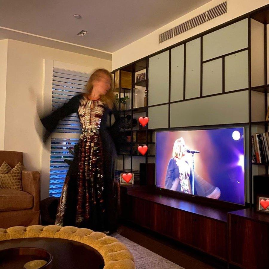 Adele and Skepta Send Flirty Messages on Social Media