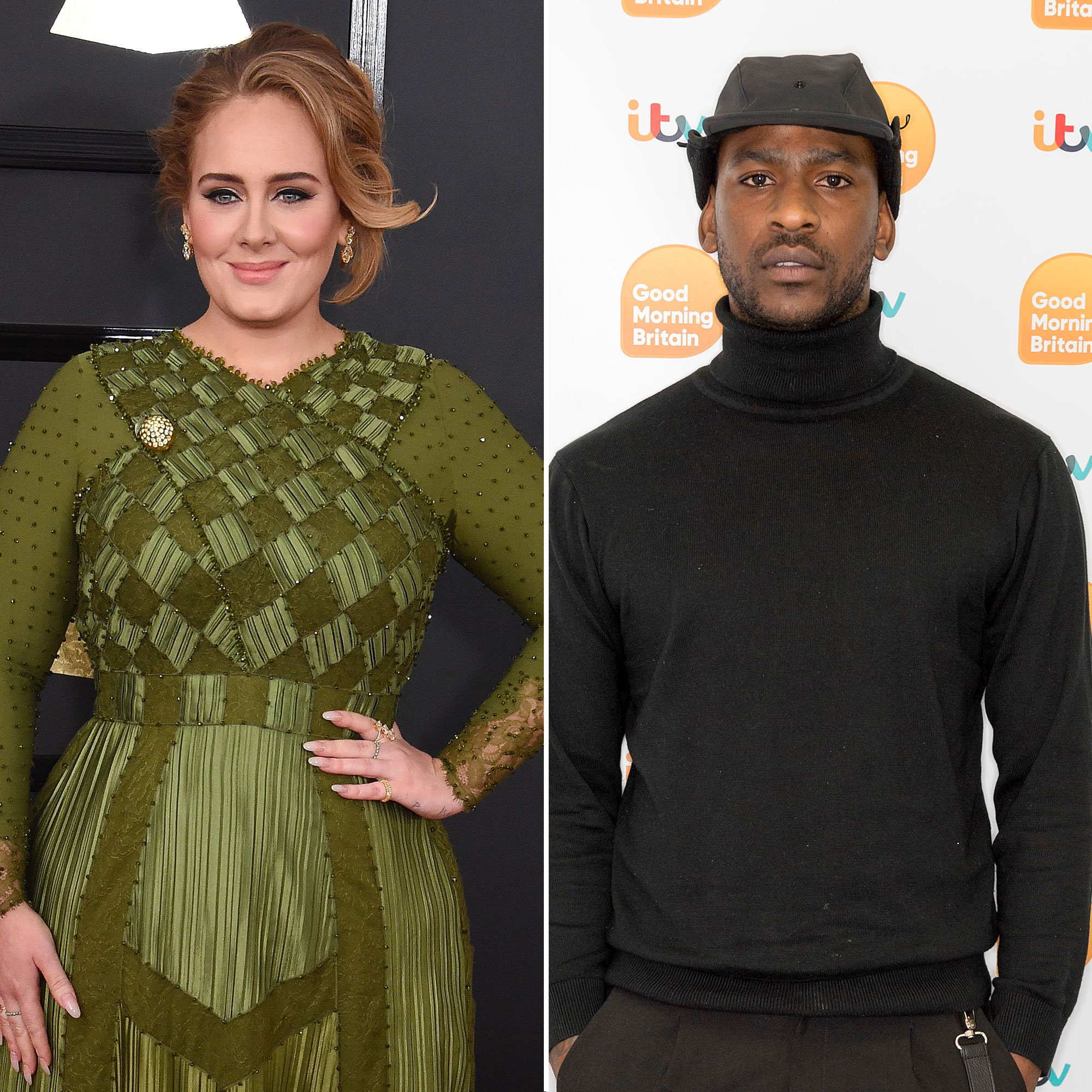 Adele And Skepta Spark Romance Rumors With Flirty Comments
