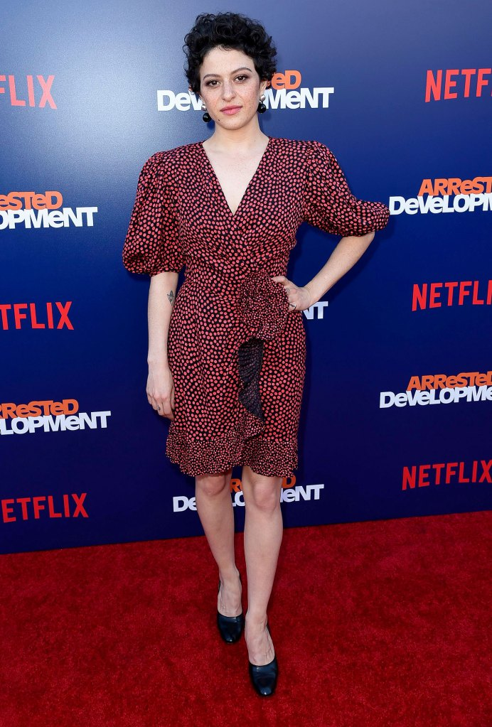 Alia Shawkat Sorry Using the N-Word in 2016 Interview