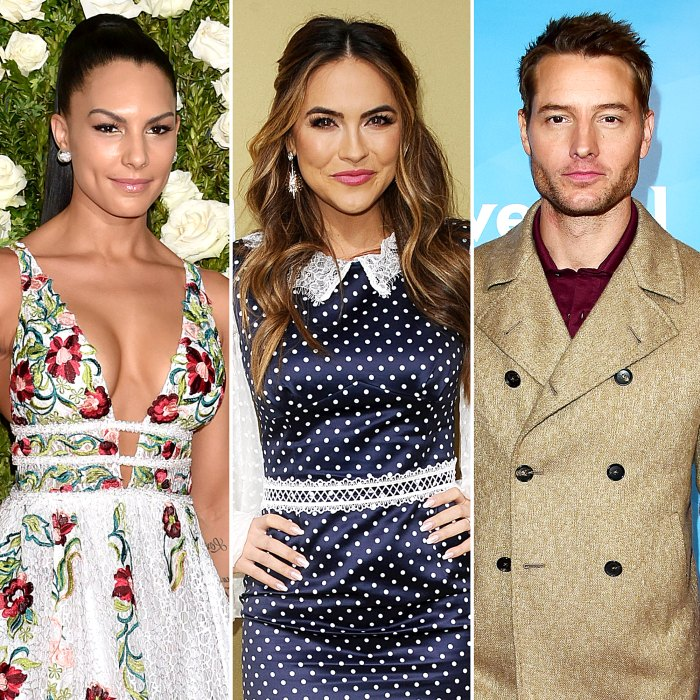 Amanza Smith Chrishell Stause Was Blindsided By Justin Hartley Split