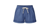 HOW'ON Elastic Waist Casual Shorts With Drawstring