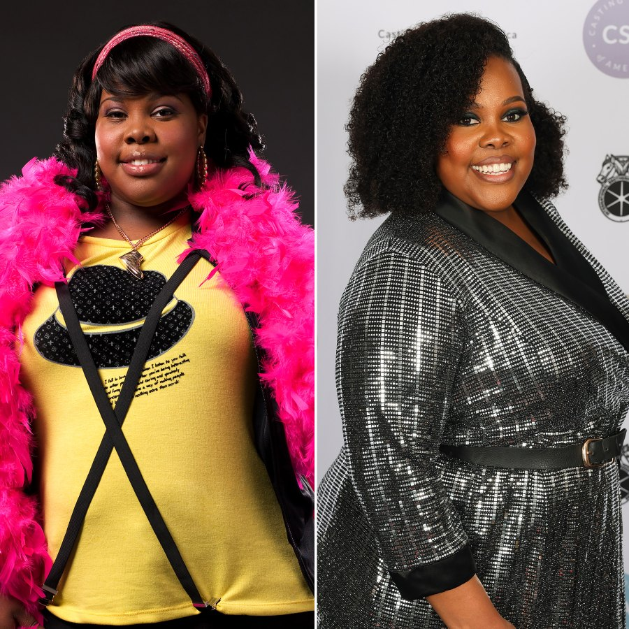 Amber Riley Glee Where Are They Now