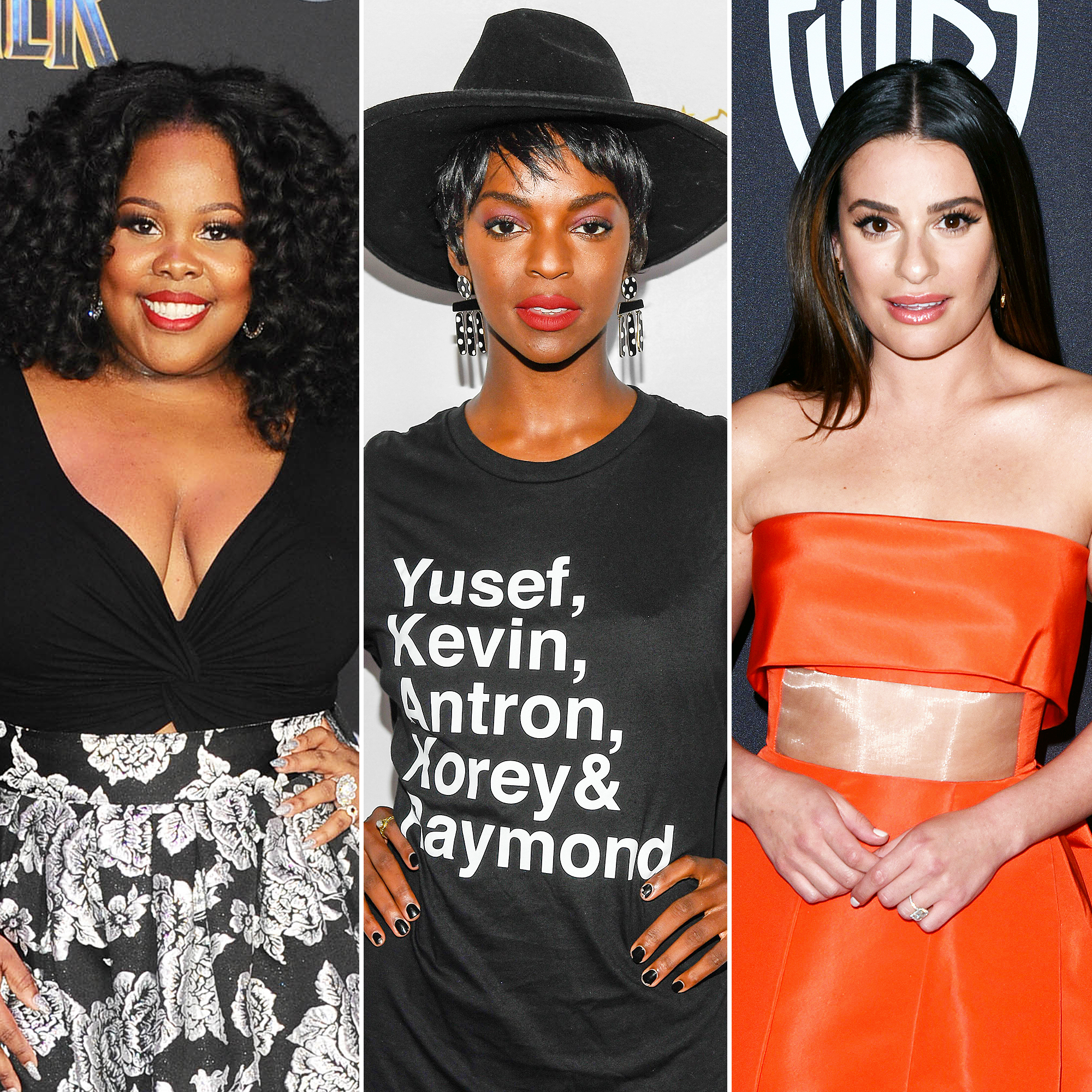 Amber Riley Supports Superhero Samantha Ware After Lea Michele Comments