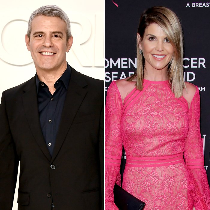 Andy Cohen Responds to Rumors Lori Loughlin Is Joining Real Housewives Of Beverly Hills