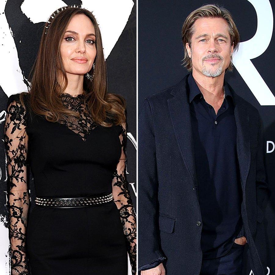 Angelina Jolie Split From Brad Pitt Wellbeing Their 6 Kids
