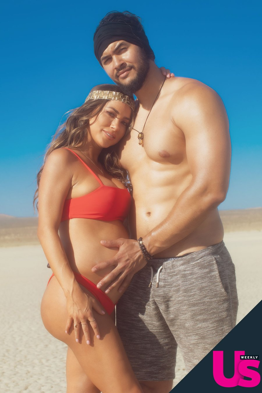 UFC Arianny Celeste and Taylor King Pandemic Pregnancies