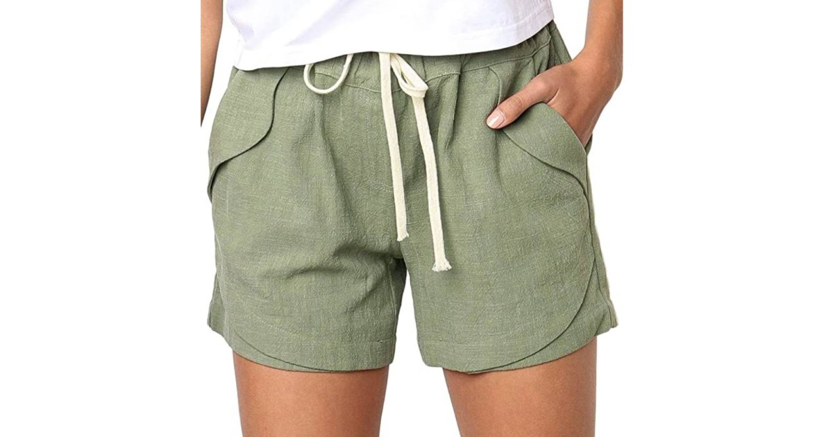 These Lightweight Beach Shorts Will Make You Fall in Love With Your Legs