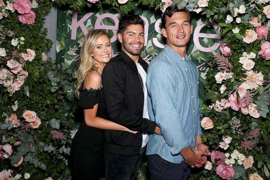 Bachelor in Paradise Hannah Godwin and Dylan Barbour Celebrate 1-Year Engagement Anniversary