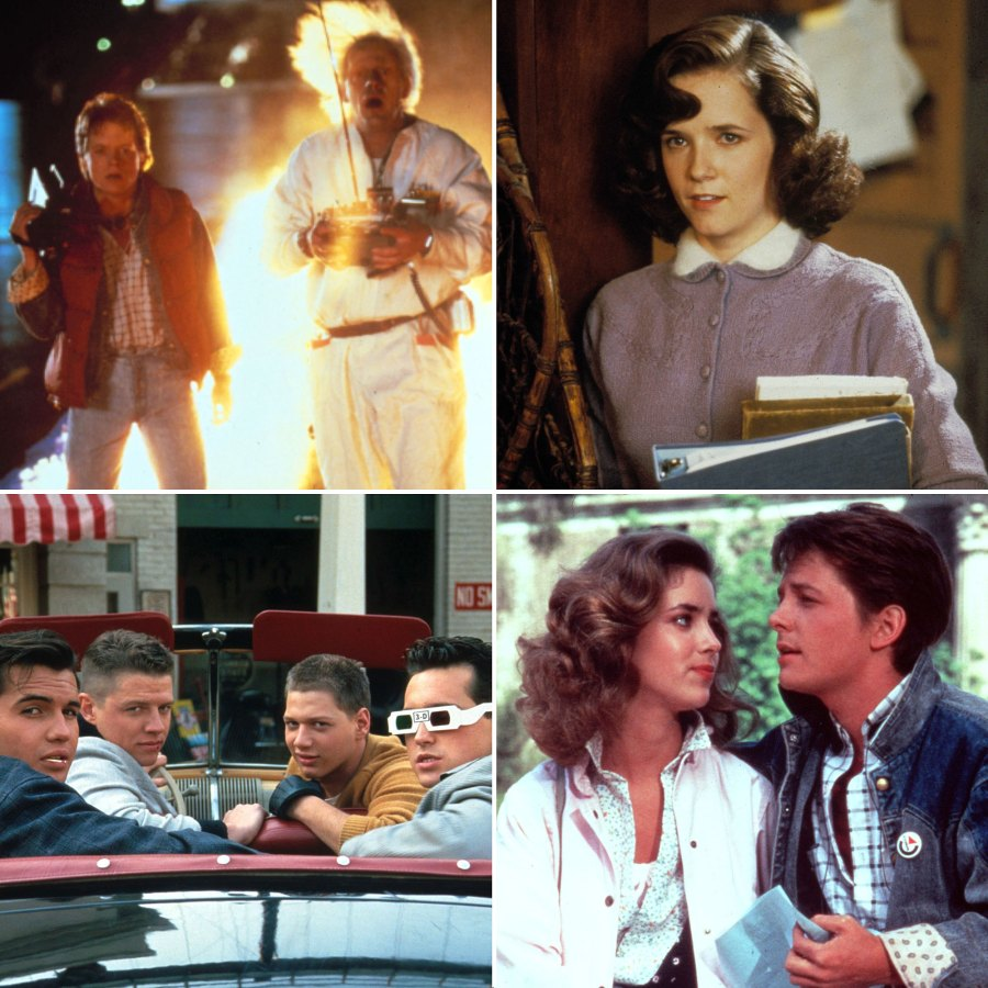 Back to the Future 35th Anniversary Where Are They Now