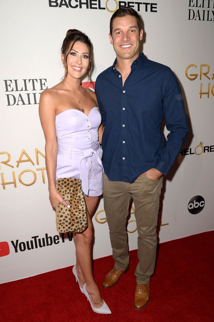 Becca Kufrin Admits She Doesn't Know About Her Future With Garrett Yrigoyen After Police Post