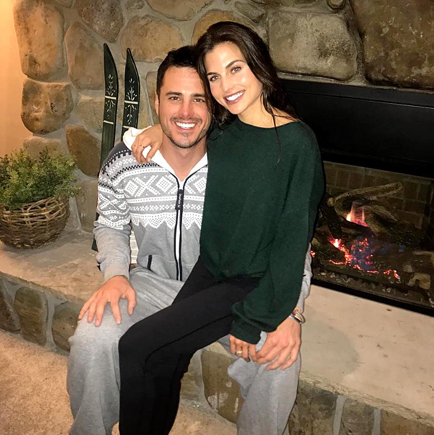Ben Higgins and Jessica Clarke Mark 2 Years Since They Met Via Instagram DM