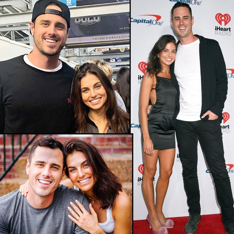 Former Bachelor Ben Higgins Jessica Clarke Relationship Timeline