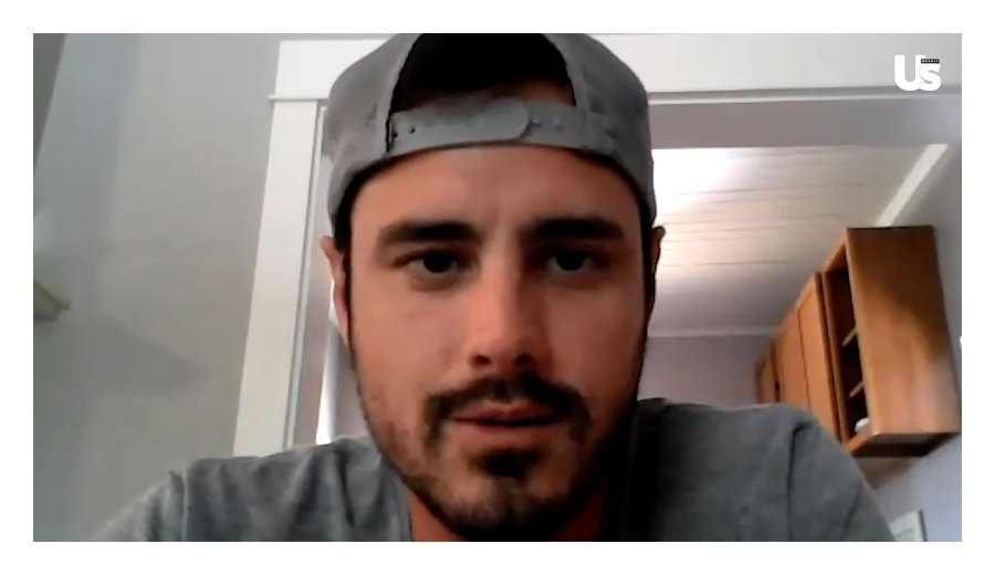 Ben Higgins Joined a Pipe-Smoking Club in College