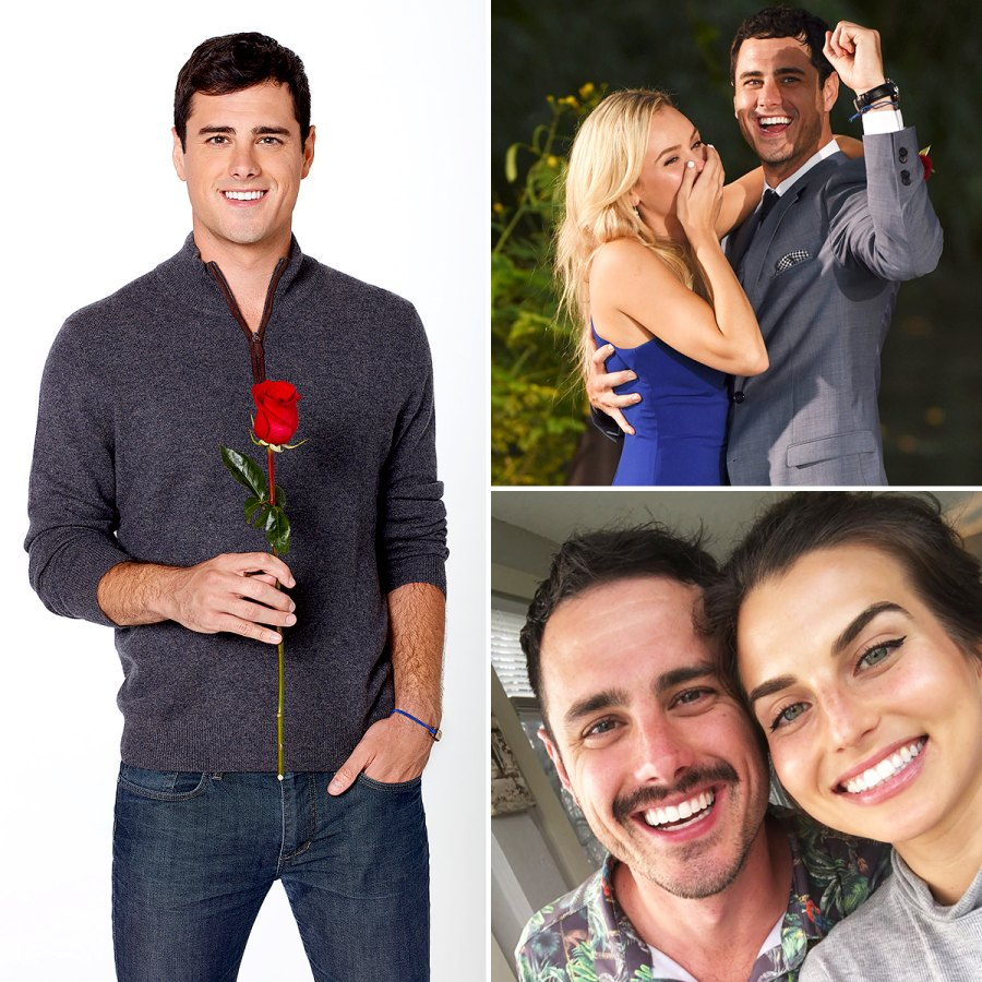 Ben Higgins where are they now
