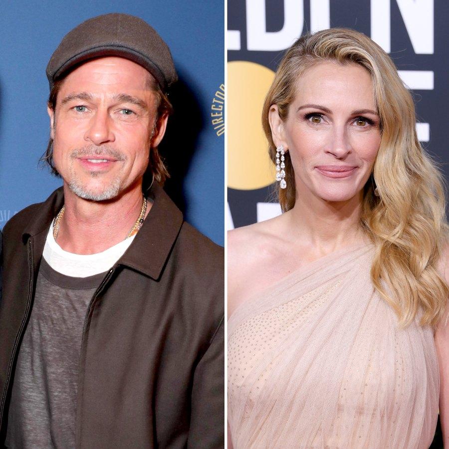 Brad Pitt Julia Roberts Lack Of Hall of Fame Stars