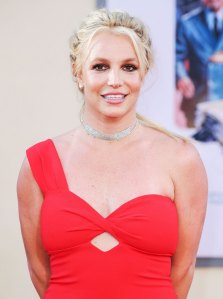 Britney Spears 'Finally' Cut Her Bangs