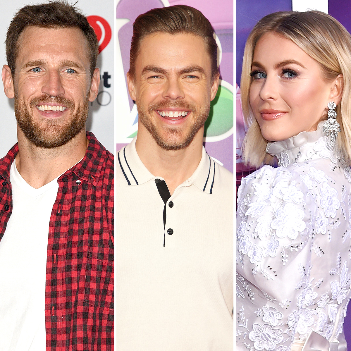Brooks Laich Hangs Out With Derek Hough After Split From Julianne Hough 1
