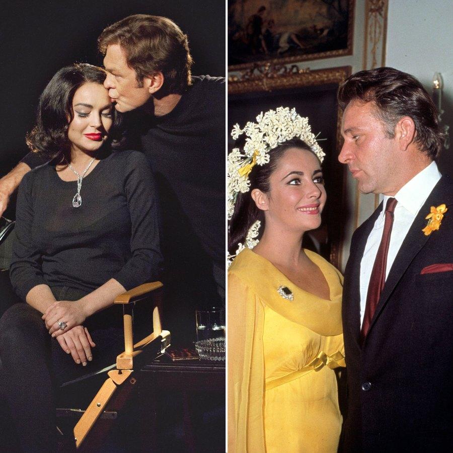 Lindsay Lohan, Grant Bowler Liz & Dick Elizabeth Taylor and Richard Burton Films Based on Real Actors Lives