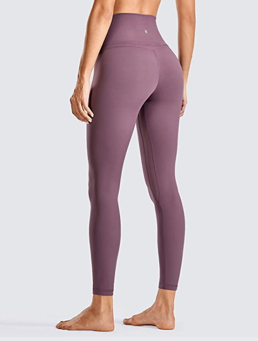 CRZ YOGA Women's Naked Feeling I High Waist Yoga Pants