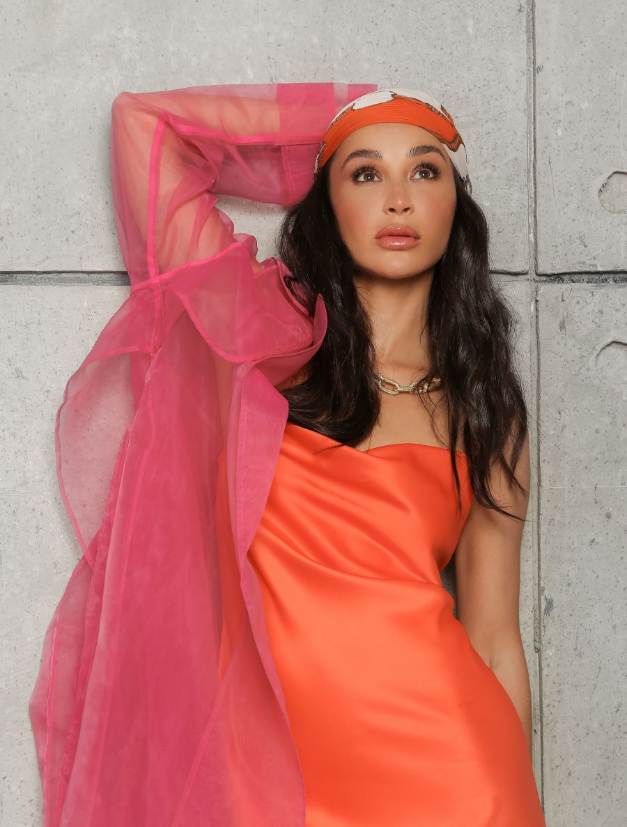 Cara Santana Talks to Us About Her Latest Collection
