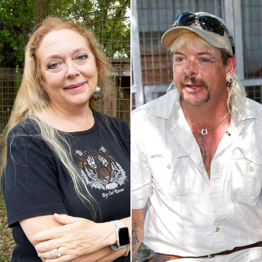 Carole Baskin Is Taking Over Joe Exotic Zoo