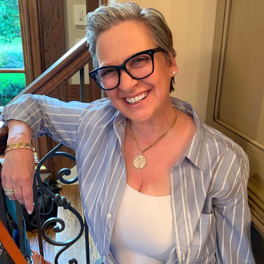 RHONJ's Caroline Manzo Decides to 'Embrace' Her Grays: Pic