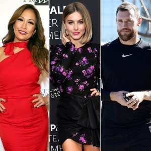Carrie Ann Inaba Supports Sister Julianne Hough Amid Brooks Laich Split
