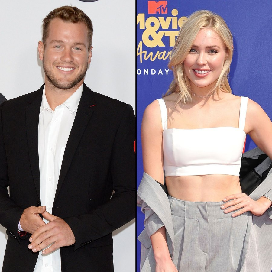 Bachelor Nation Tells Colton Underwood Its Too Soon to Joke About Cassie Randolph Split