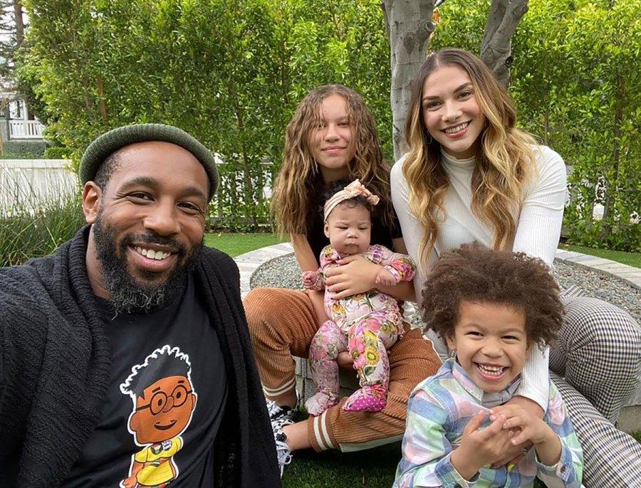 Celeb Father's Day Celebrations