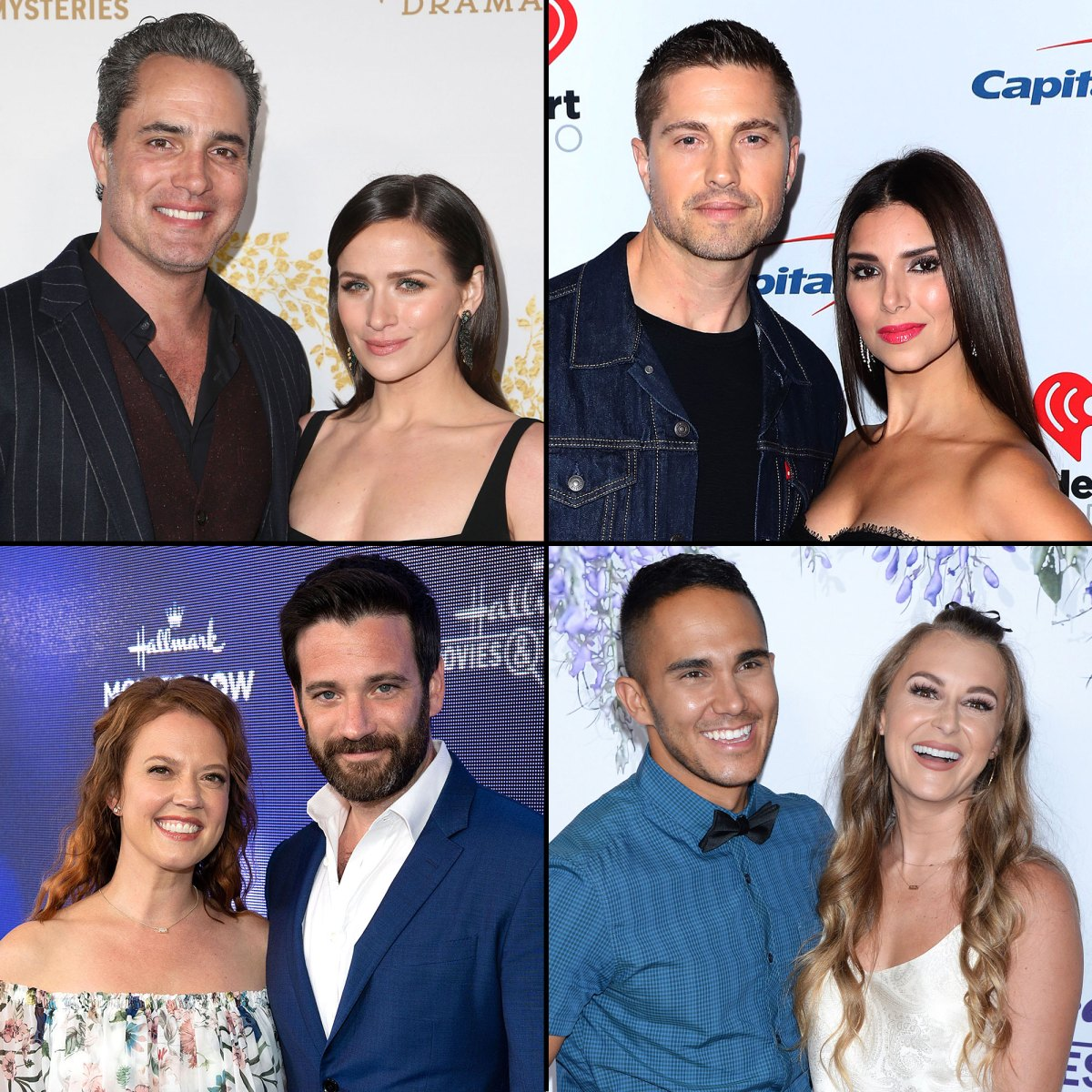 Celebrity Couples Who Starred In Hallmark Channel Movies Together
