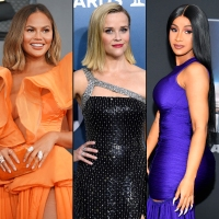 Chrissy Teigen Reese Witherspoon Cardi B Celebrity Moms Sharing Their Postpartum Depression Experiences