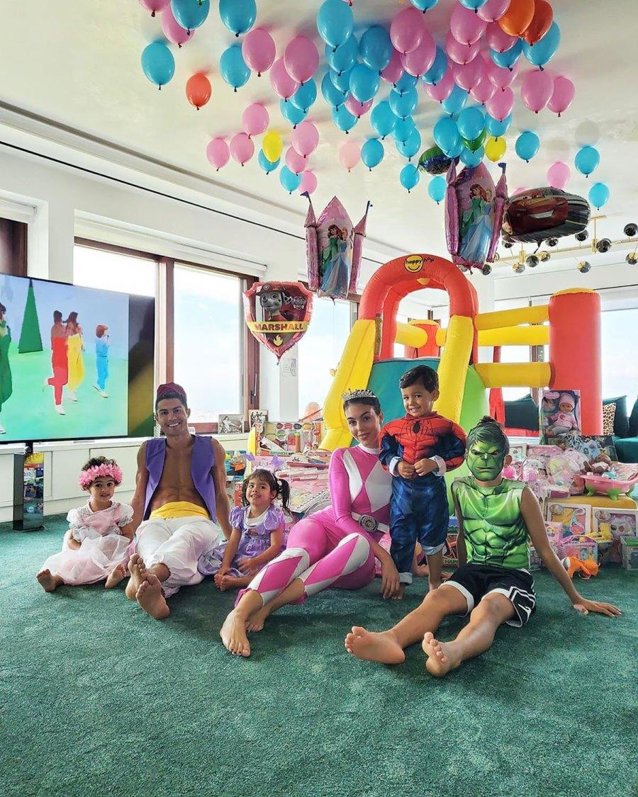 Celebs Celebrating Quarantine Birthdays